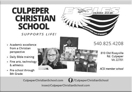Culpeper Christian School