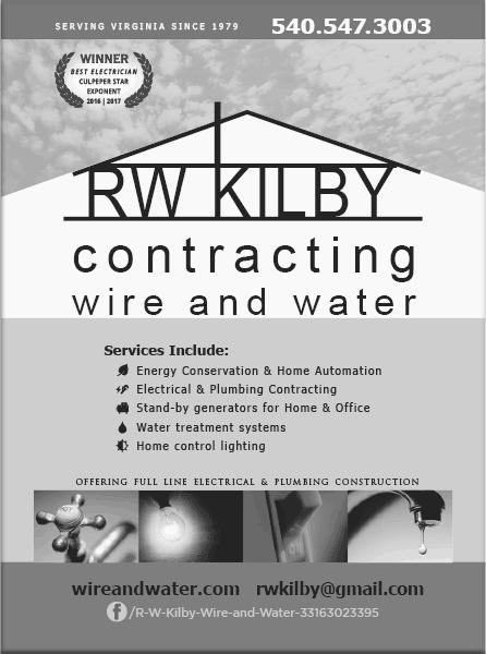 RW Kilby Contracting