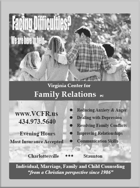 Virginia Family Relations