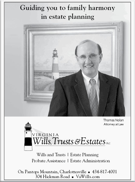 Virginia Wills Trusts & Estates